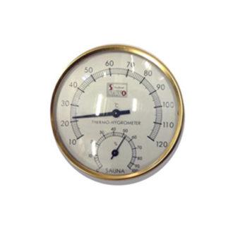 termómetro higrómetro sauna spa agua chile relax