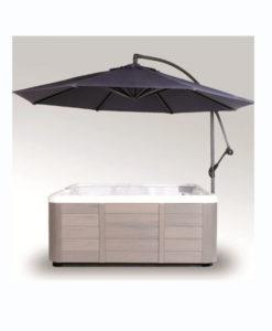 quitasol sombrilla paraguas spa sol chile piscinería