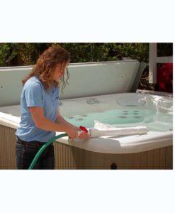 pre filtro mantención agua piscina chile spa piscineria