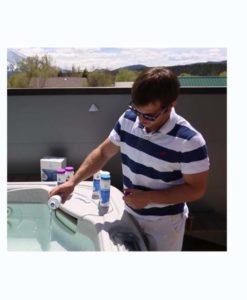 removedor sarro limpiador filtro matención agua piscina chile piscinería