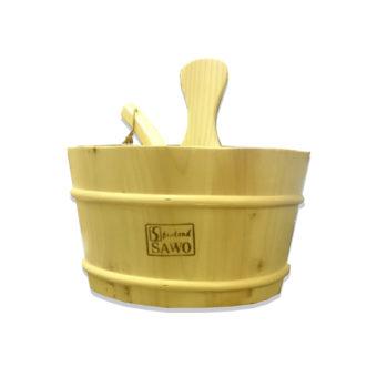 balde para pies accesorio sauna spa agua chile relax piscinería