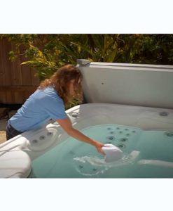ablandador removedor dureza agua mantención piscina chile piscinería
