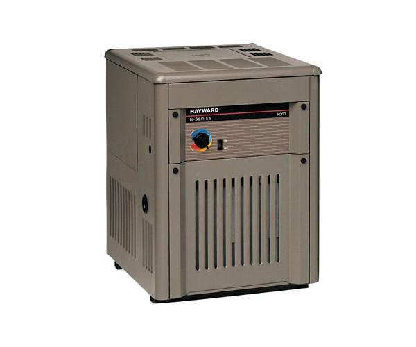 Calefactor a gas 250kbtu hayward para piscina for Calefactor para piscina
