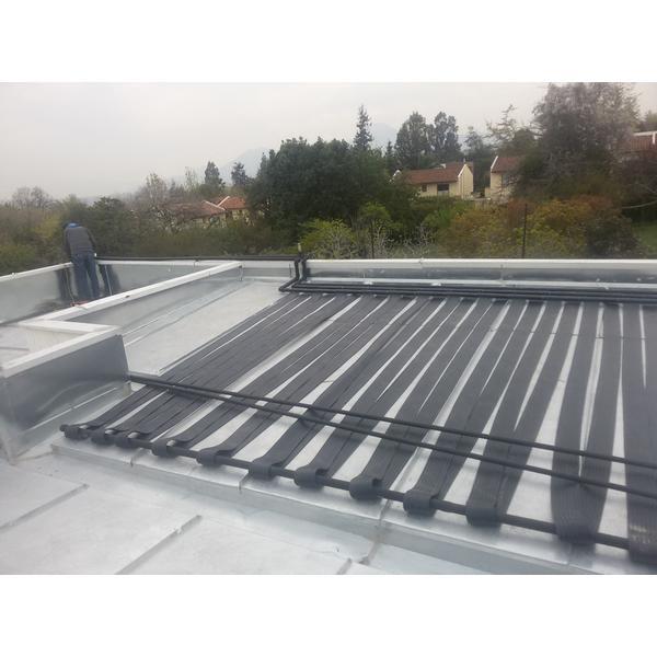 Panel solar colector multiforma para piscinas pisciner a for Multiforma piscinas