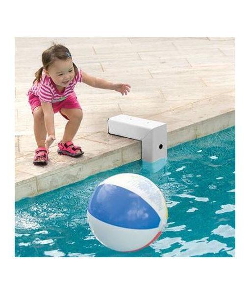 alarma seguridad niños agua piscina chile piscinería