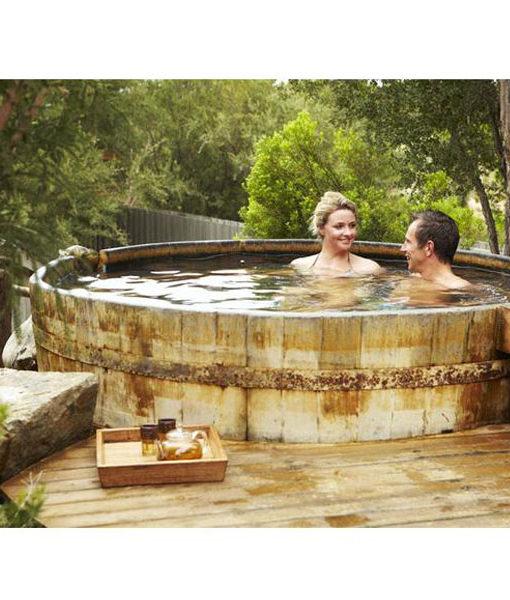 calefactor sauna hot tub caliente agua piscinería chile