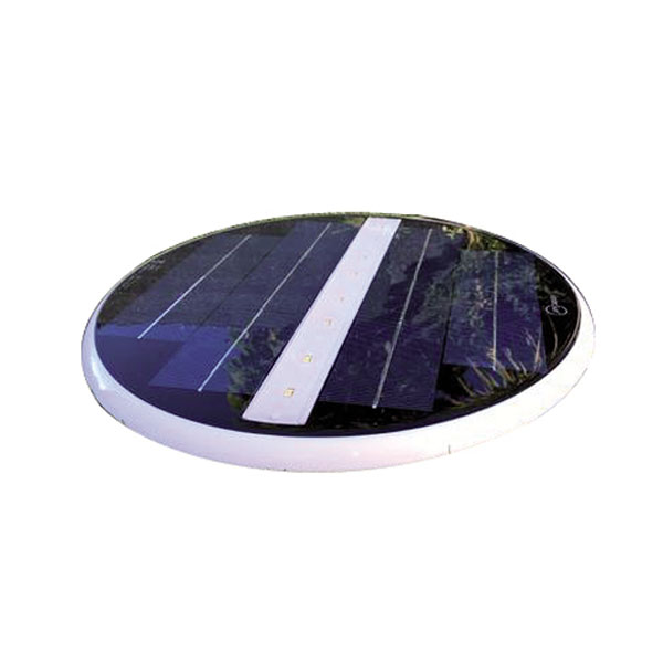 foco plano solar led para piscinas piscineria