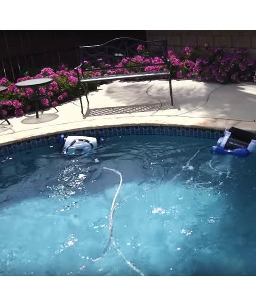 robot limpiador accesorios mantención agua piscina chile