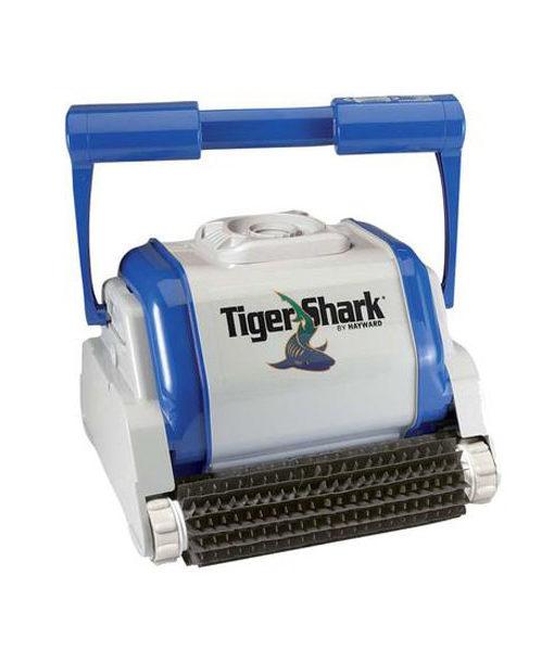 Tigershark robot piscinero limpiador accesorios mantención agua piscina chile