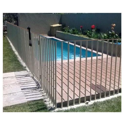 Cierre de seguridad con alarma piscinas magnalatch for Alarma piscina