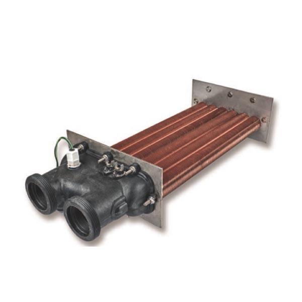 Calefactor a gas 150kbtu raypak para piscinas for Calefactor para piscina