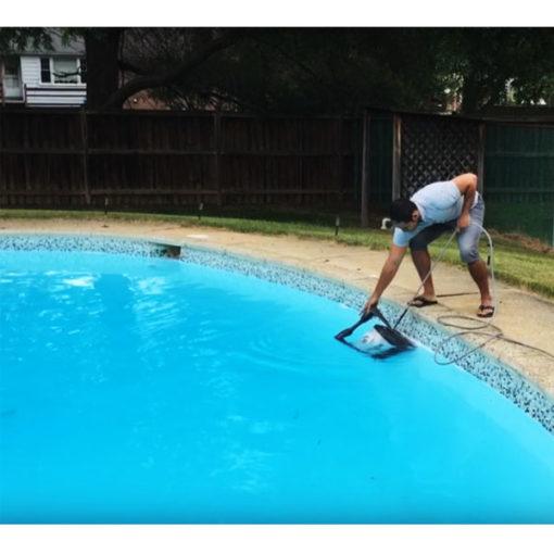 tiger shark robot limpiador accesorios mantención agua piscina chile