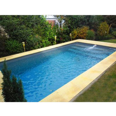 Piscina Mediterráneo 50 piscina relajarse agua sauna spa chile feliz relax