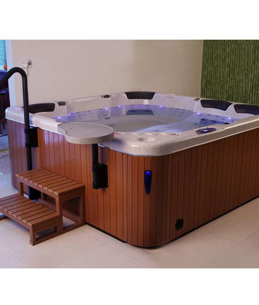 spa jacuzzi capitolo piscina relax chile hidromasaje caliente