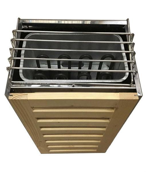 calefactor sauna caliente vapor chile agua