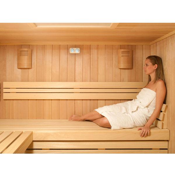 termómetro higrómetro madera sauna vapor piscinería chile