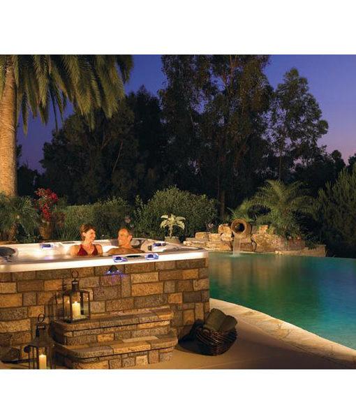 spa jacuzzi geneva piscina relax chile hidromasaje caliente