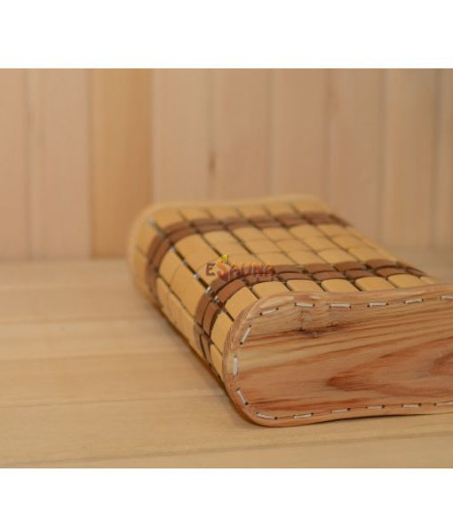 almohada cabecera madera sauna vapor hidromasaje caliente chile agua