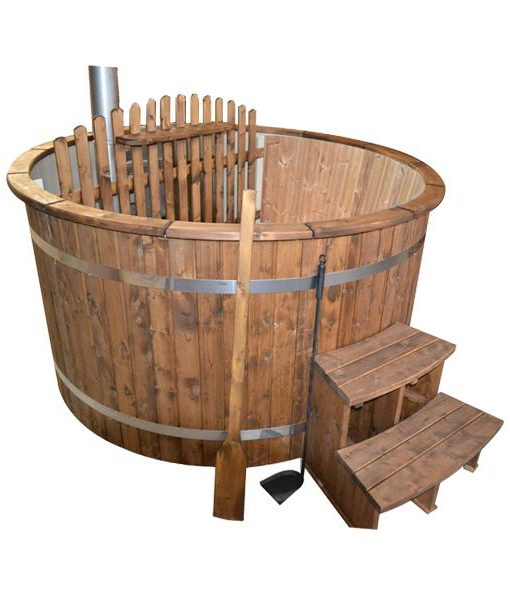 Hot Tub Thermowood 2.2m Calefactor Interno