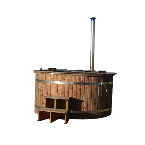 Hot Tub Thermowood 1.5m Calefactor Externo
