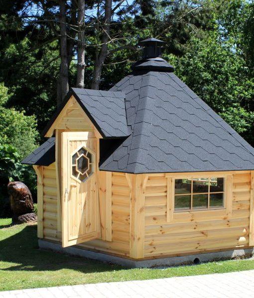 Cabaña o Quincho tipo Yurt