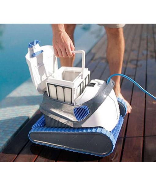 dolphin robot piscinero limpia piscinas piscineria