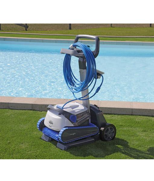 dolphin limpiador de piscinas mantención piscinas robot piscinero 14