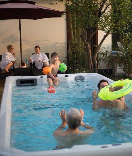 SwimSpa | Piscina