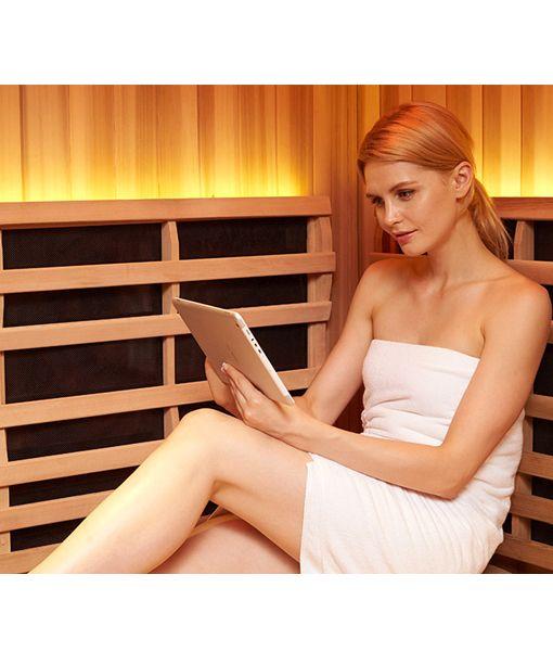 cabina sauna infrarrojo madera piscineria bienestar y salud (6)