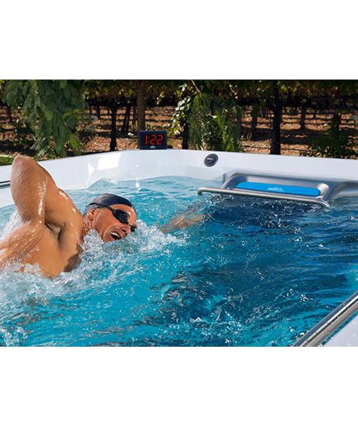 Swim Spa Jacuzzi Piscina Temperada Endless Pools E500 Piscineria