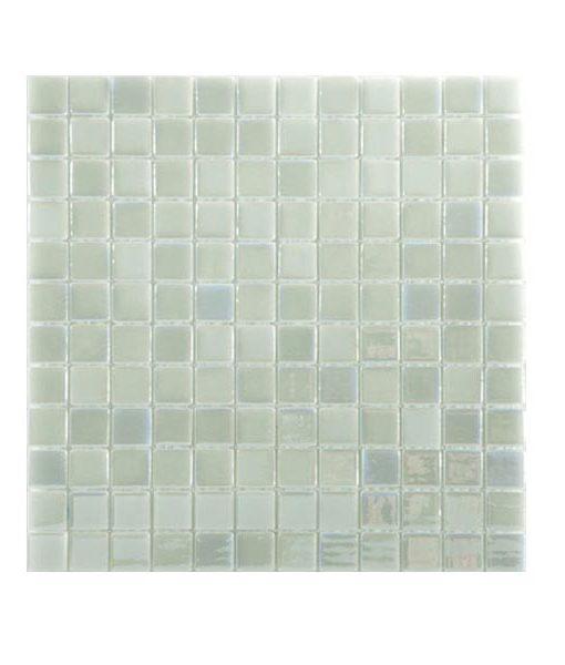Mosaico luminiscente blanco revestimiento piscina relajarse agua revestimiento chile feliz relax