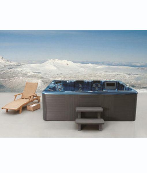 escala spa accesorio agua piscina chile relax piscineria