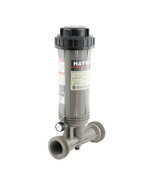 Clorador en linea 1,9Kg cloro agua mantención químicos chile piscineria