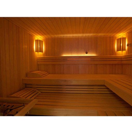 lampara madera sauna vapor hidromasaje caliente chile agua