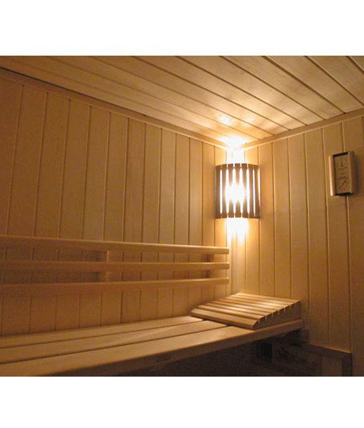 pantalla lampara madera sauna vapor hidromasaje caliente chile agua
