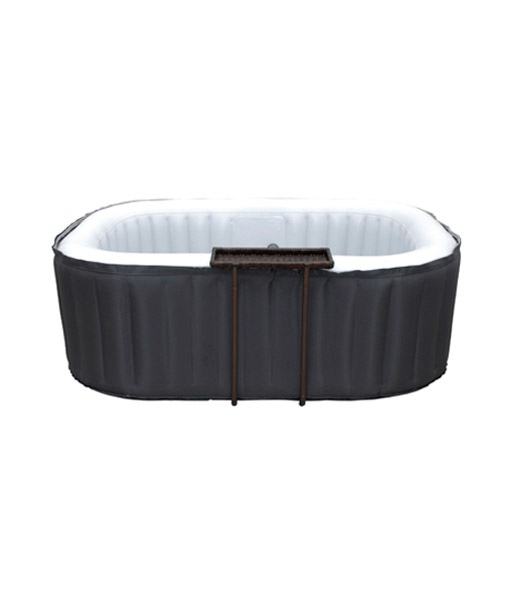 Jacuzzi Inflable Para 2 Personas.Spa Jacuzzi Nest Inflable 2 Personas A Pedido Mspa