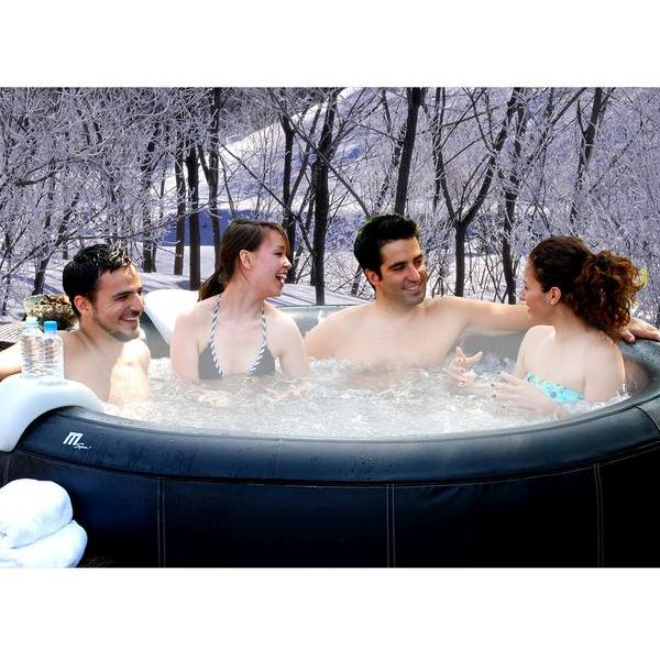Jacuzzi Inflable Chile.Spa Jacuzzi Super Camaro Inflable 6 Personas A Pedido Mspa