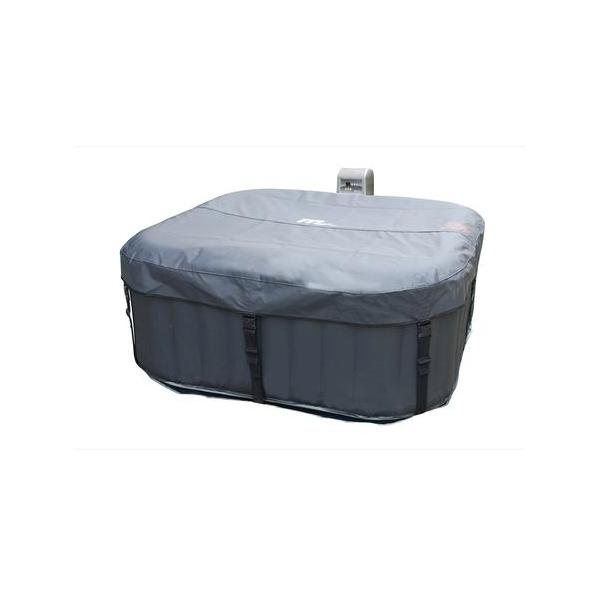 Jacuzzi Inflable Chile.Spa Jacuzzi Inflable Alpine 4 Personas A Pedido Mspa