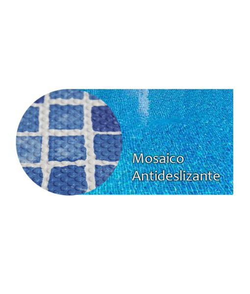 Membrana PVC Liner Mosaico Antid