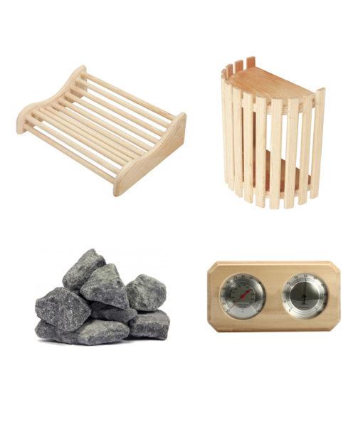 Accesorios | Sauna